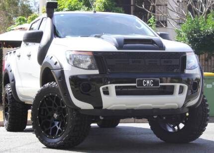 2014 Ford Ranger Ute 3.2 TURBO DIESEL 4X4 REGO AND RWC