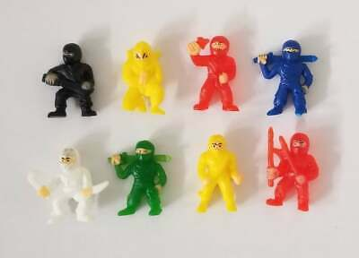 Ninja Fighters Vending Machine Toys Ninjas Birthday Party Favors