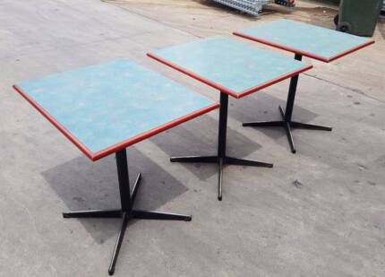 Rectangular Wooden Tables for Cafe / Restaurant (5 Available) Mentone Kingston Area Preview