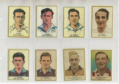 Famous Footballers D C Thompson Rover Comic  West Ham Harry Hooper