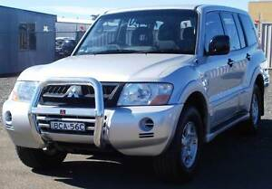 2003 Mitsubishi Pajero Wagon Armidale Armidale City Preview