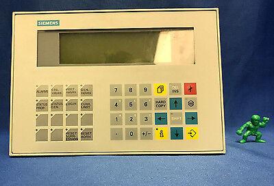 Siemens Op15-b 6av3515-1ma00 Hmi Operator Panel