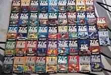 ZAC POWERS 47 BOOK SET Tullamarine Hume Area Preview