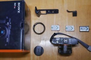 BOXED Sony RX1R2 with accessories