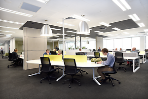 Clovelly Park -2 Dedicated desks in an open plan work environment Clovelly Park Marion Area Preview