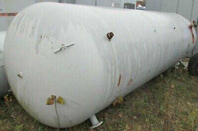 Air Reservoir Tank Receiver 2200 Gallons 3741par
