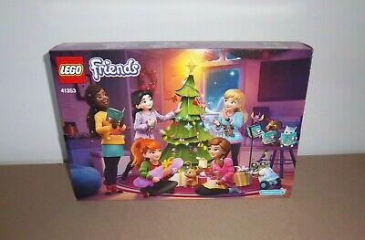 New LEGO 41353 Lego Friends Advent Calendar 500 pieces Factory Sealed
