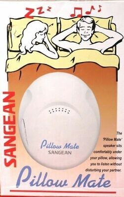 SANGEAN PS-100 Sangean Pillow Speaker 3.5mm LOOK