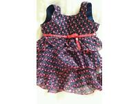 baby girl clothes 6-9 size bundle