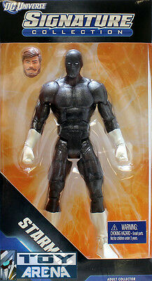 DC Universe Signature Collection Club Starman Infinite Earths 2012 Action Figure, usado segunda mano  Embacar hacia Argentina