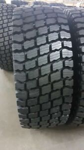 20.5R25 and 23.5R25  L3 Winter Loader Tires.