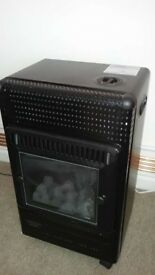 Portable 'Lifestyle' gas heater