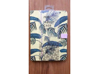 Tablet case iPad Air 1 and 2 Paperchase palmtree