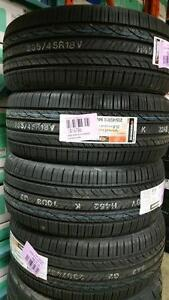 235 45 R18 Hankook H452 VENTUS S1 NOBLE2 235/45R18 94V Tires on Sale ( 4 New $655 Tax in) @Zracing 905 673 2828