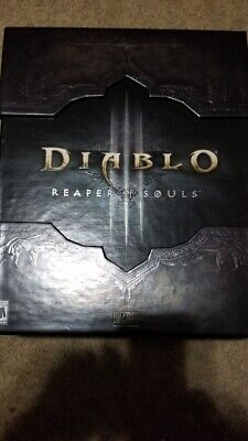 Diablo 3 PC Collector's Edition And Collector's Edition Reaper Of