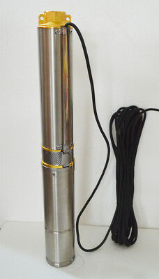 110v 39m Head Of Delivery Stainless Steel Deep Well Submersible Pump Hotselling