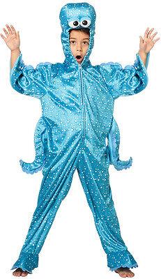 Octopus Krake Kinderkostüm NEU - Jungen Karneval Fasching Verkleidung Kostüm