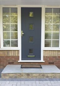 UPVC Doors Supply or fit from £899 fitted
