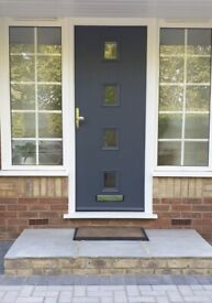 Front Doors from £899 fitted