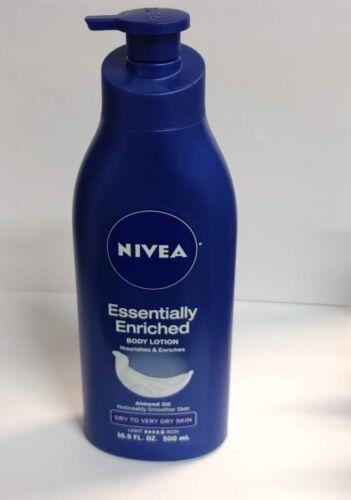 Nivea Essentially Enriched Body Lotion, 16.9 oz
