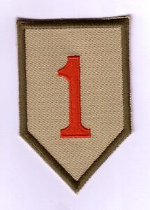 WWII-1st-INF-DIVISION-034-TWILL-Od-BORDER-034-Reproduction