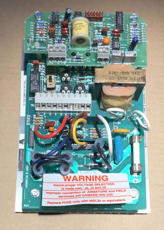 WARNER ELECTRIC SECO 161S BRONCO II DRIVE