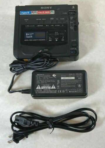 SONY GV-D200 Digital8 Hi8 Video8 Digital 8 Player Recorder VCR Deck-FREE S/H
