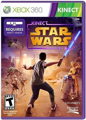 Used, Kinect Star Wars [Xbox 360, Action Light Saber Adventure, Kinect Required] NEW for sale  Shipping to Nigeria