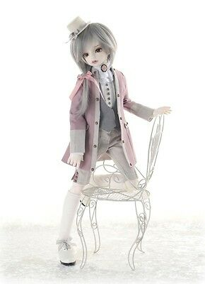 1/4 BJD Doll SD Doll Cheshire Cat -Free Face UP+Free Eyes-human version