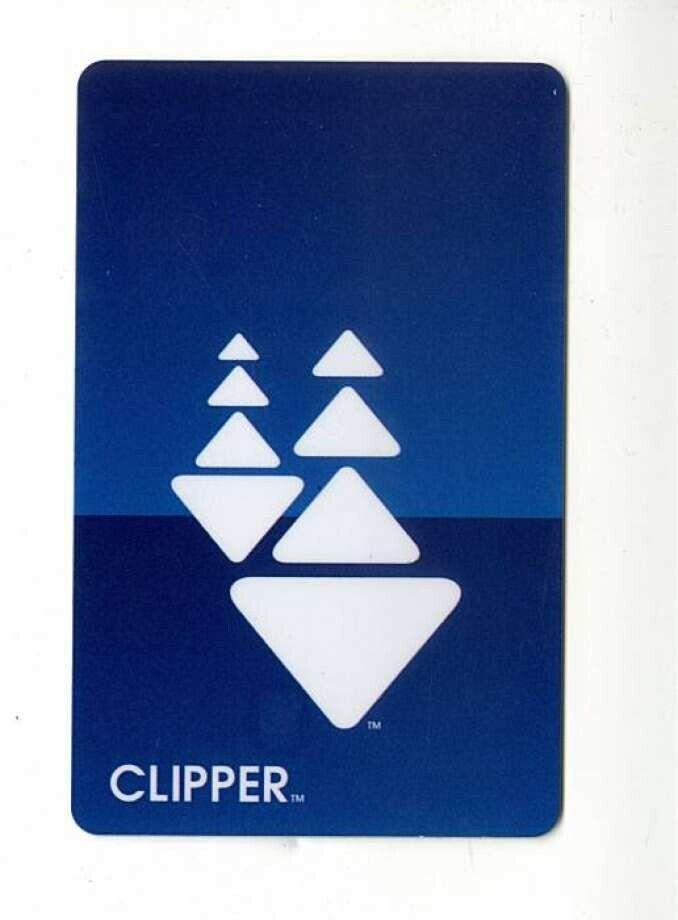 300 BAY AREA CLIPPER CARD FOR CalTrain, BART, VTA, Golden Gate Ferry, Etc - $190.00