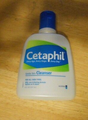 Cetaphil Gentle Skin Cleanser, for All Skin Types, 8 oz.