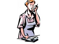 Urgent staff needed to work in take away shop