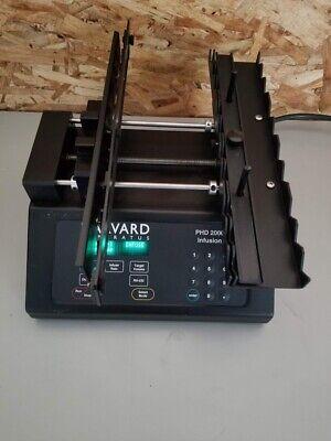Harvard Apparatus Phd 2000 Infusion Pump Cat No.712000 71-2000
