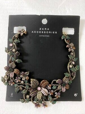 Zara accessories collection Necklace - NEW