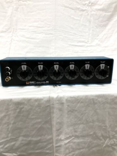 Dekabox DB62 Decade Resistor