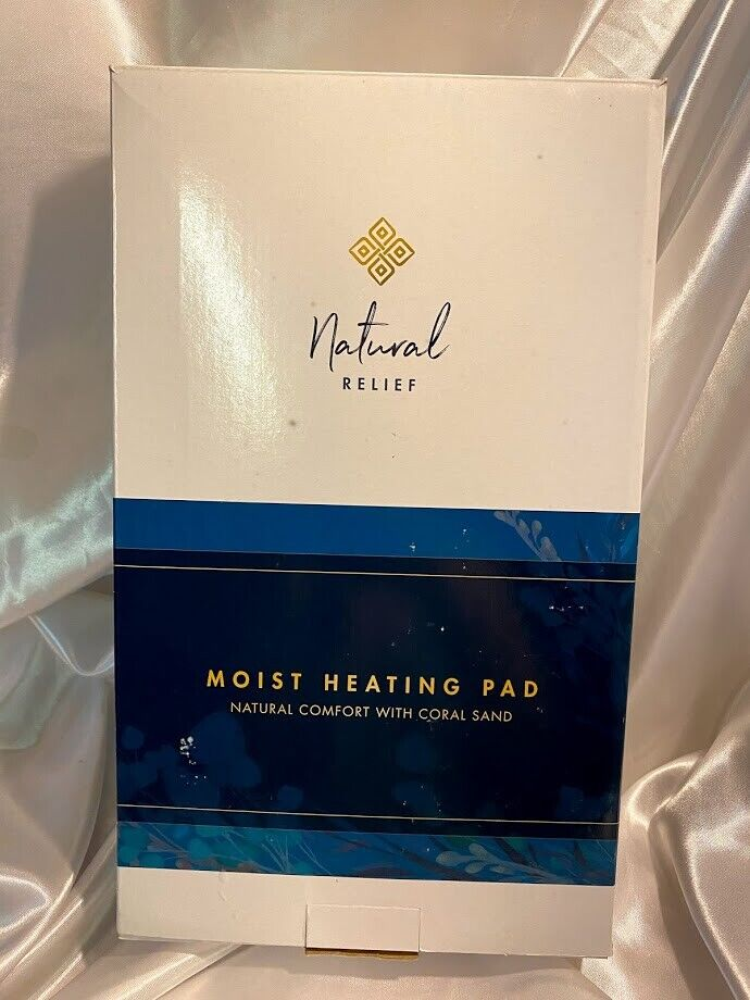 natural relief extra large digital moist heating