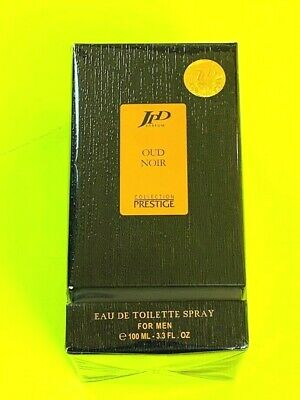 JPD OUD NOIR Jean Paul DuPont 3.3 oz COLLECTION PRESTIGE FOR MEN FREE SHIPPING