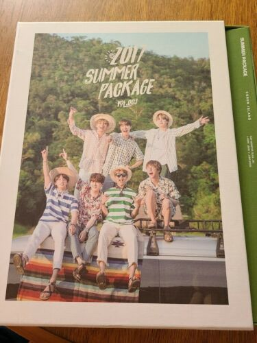 BTS 2017 SUMMER PACKAGE WITH RM SELFIE BOOK