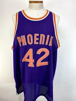 Phoenix Suns Connie Hawkins NBA Mitchell & Ness Basketball Jersey Size 54?