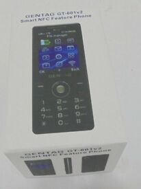Cheap Dual sim GT-601v2 128MB Smart NFC Feature Phone ** NEW ** Bargain 2G phone UNLOCKED