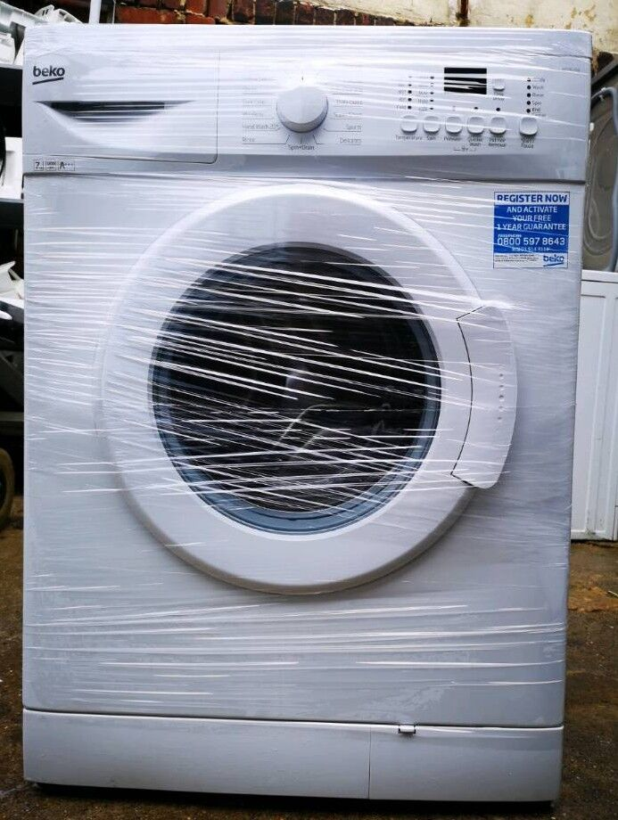 Beko 7kg Washing Machine FREE DELIVERY CONNECTION3 MONTHS WARRANTY