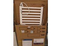 electric towel radiator center brand white.1200x400mm