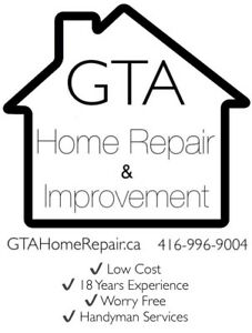 Home Repair and Improvement Services