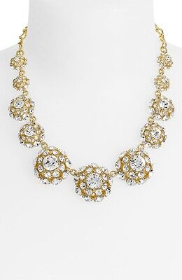 Kate Spade Putting On The Ritz Necklace NWT In All The Magazines!