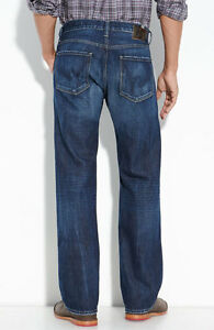 Mens Citizen Of Humanity Jeans 'Evans' Size 32 $198 Effort Relaxed Straight Leg