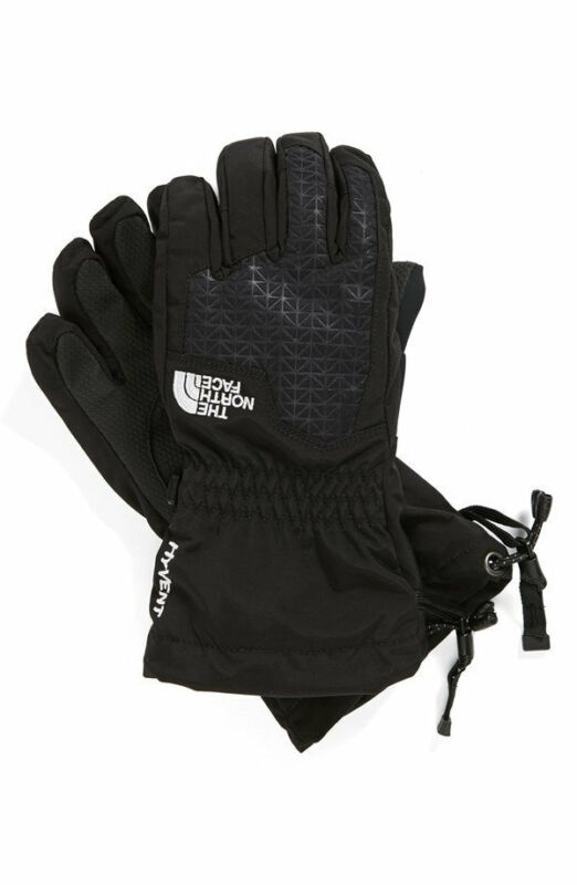 THE NORTH FACE Boys MONTANA GLOVES Snow Sport WINTER Gloves  S o M