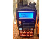 Boufeng GT3tp scanner and 2 way radio