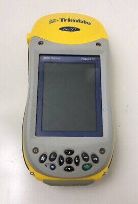 Trimble Geoxt Pocket Pc 2005 Series Handheld Data Collector 60950-00