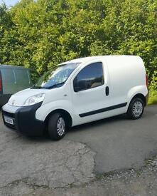 Fiat fiorino van (small van)