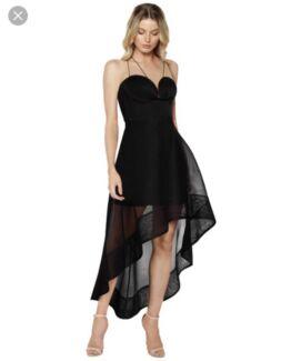 Sheike 'Frankie' Hi Low Semi Formal/Formal Dress